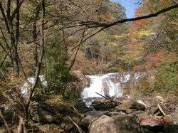 Tamasudare Waterfall