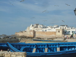 Bastioni di Essaouira