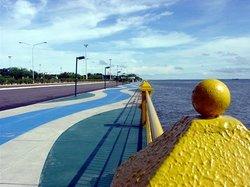La vereda del lago Maracaibo