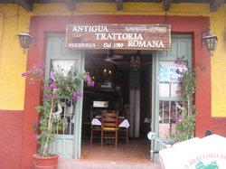 Antigua Trattoria Romana
