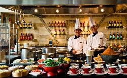 Sailendra Restaurant, JW Marriott Jakarta