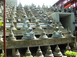 Gangaramaya-Tempel