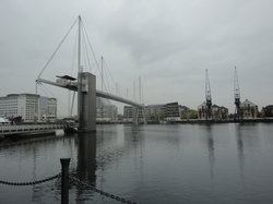 Royal Victoria Dock and Bridge