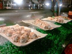 Super Buffet VI Sushi Grill