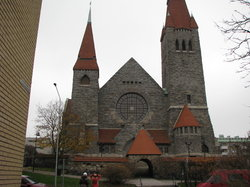 Catedral Tampere