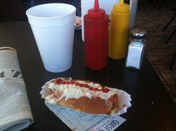 brandi's world famous hot dogs