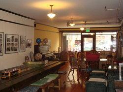 Historic Panama Hotel Tea & Coffee House