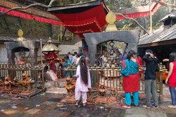 Dakshinkali Tempel