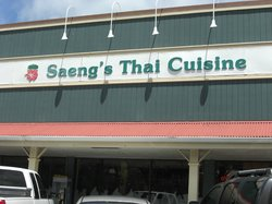 Saeng's Thai Cuisine