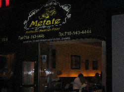 Metate Authentic