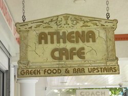 ‪Athena Cafe & Bar‬