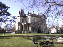 David Davis Mansion State Historic Site