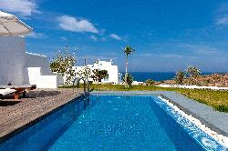 Anema Residence Santorini, Private villa with pool
