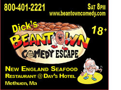 Dick's Beantown Comedy Escape @ Michaels Pub 30