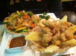 Azian Cuisine
