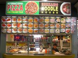 International Pizza & Hokkaido Noodle House