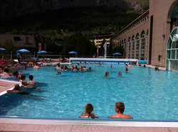 Walliser Alpentherme & Spa Leukerbad