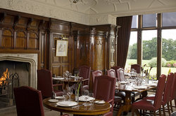Restaurant at Rookery Hall Hotel and Spa