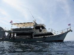 Moskito Diving