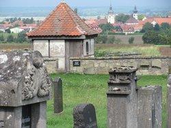Judische Friedhof Rodelsee