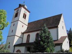 Gnodstadt Evangelischen Pfarrkirche