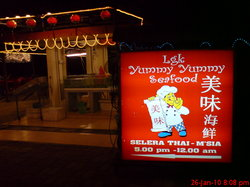 Lgk Yummy Yummy Seafood