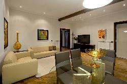 Flavia Apartment - Living room