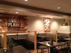 The Cedar Plank Restaurant