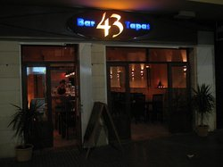 43 Tapas Bar