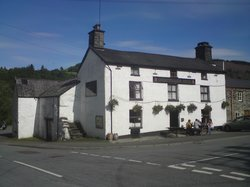 The Red Lion  (Llew Coch)