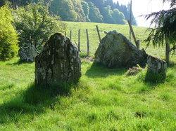 Tigh Na Ruaich Stone Circle