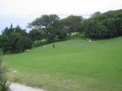 part of the grounds can remember which hole