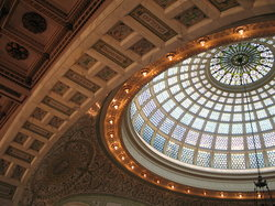 ‪Chicago Cultural Center‬