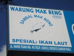 Warung Mak Beng