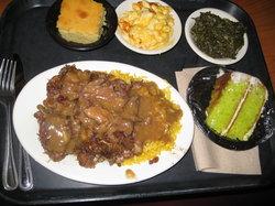 Potter's House Soul Food Bistro Southside