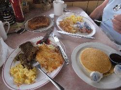 Izzy's Diner