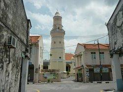亚齐人街清真寺