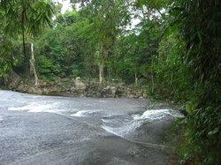 Tobogã Falls