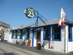 Pier 23 Cafe Restaurant and Bar