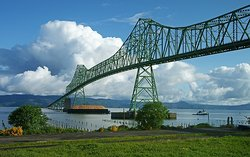 ‪Astoria-Megler Bridge‬