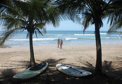 Costa Rica SUP Stand Up Paddle Adventures