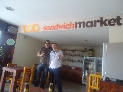 Top Sandwich Market