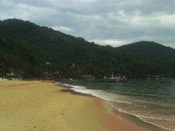 Araçatibinha Beach
