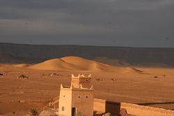 Stargazing Hotel Sahara Sky