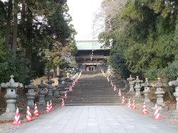 Sendai Toshogu Shrine