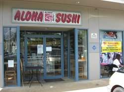 Aloha Sushi Diamond Head
