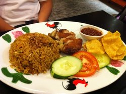 Sedap Corner Asian Fare & Grill