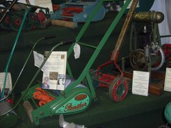 British Lawnmower Museum