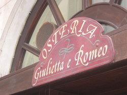 Osteria Giulietta e Romeo