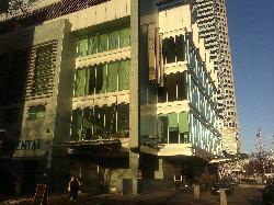 First floor restaurant (from street)